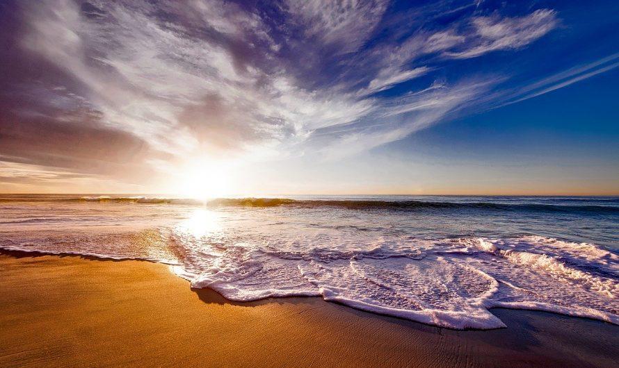 Coronavirus : Nettoyage de plages à l'ozone