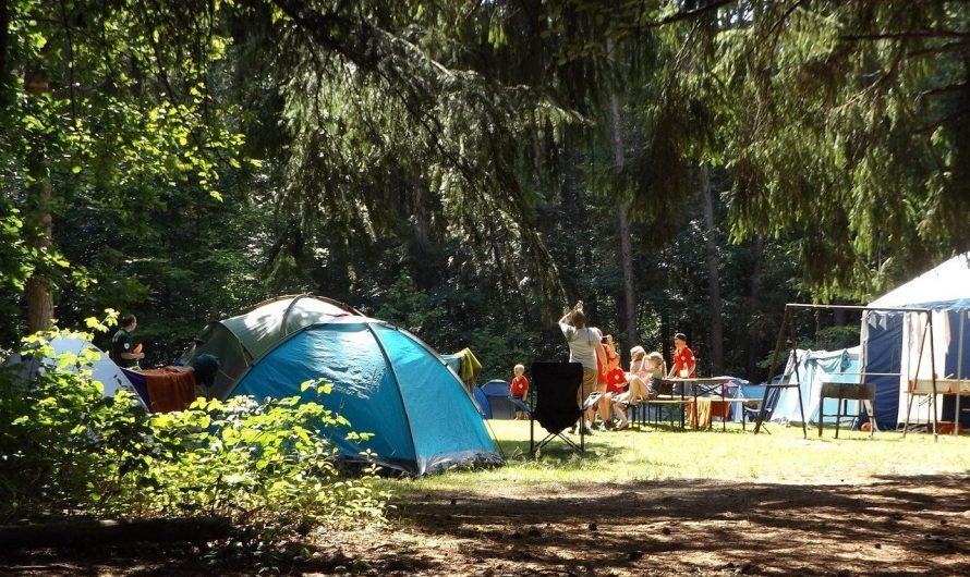 Désinfection des sanitaires pour les campings