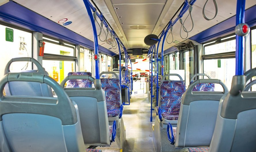Bus et tramways nettoyés à l'ozone