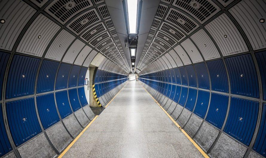 Création italienne d'un tunnel de désinfection à l'ozone