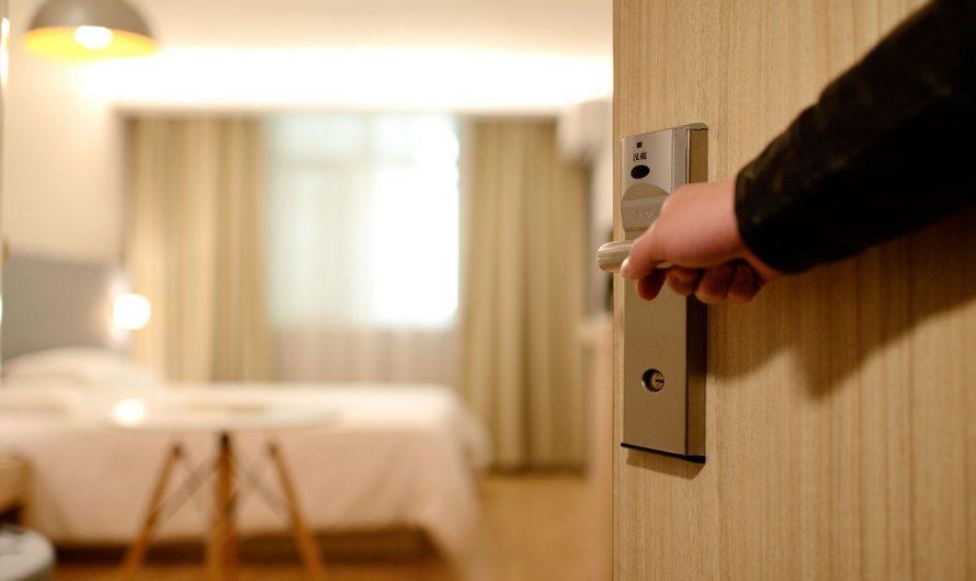 Désinfection à l'ozone aqueux pour un hôtel