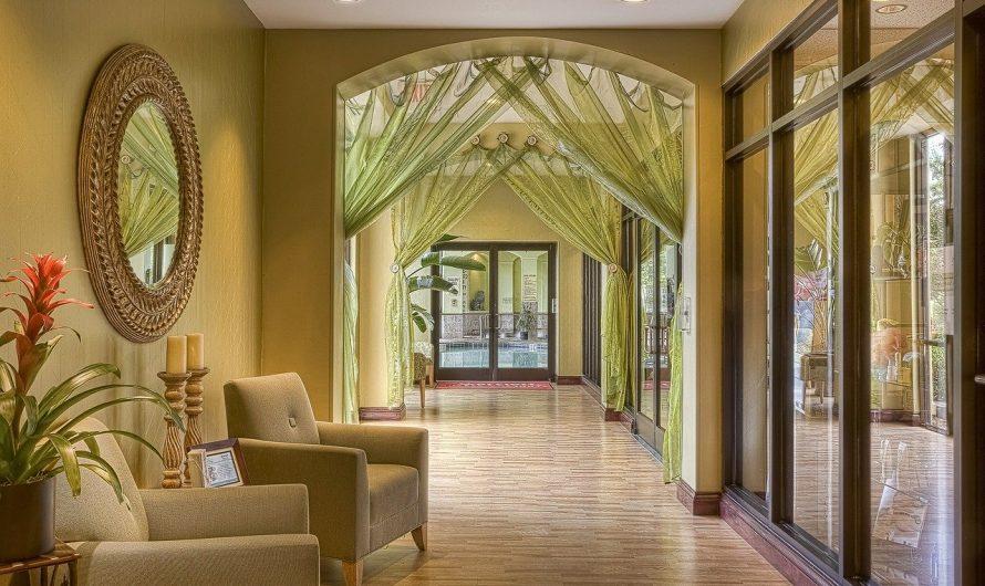 Désinfection à l'ozone dans un hôtel en Équateur