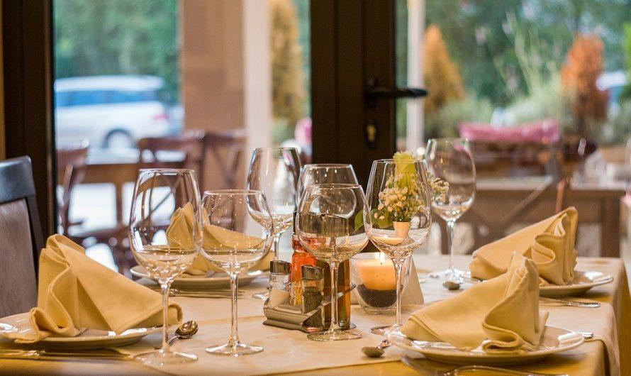 Utilisation de l'ozone dans un restaurant