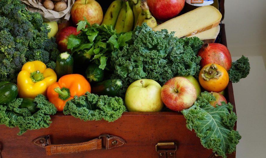 Désinfection des fruits et légumes à l'ozone, UV et PE