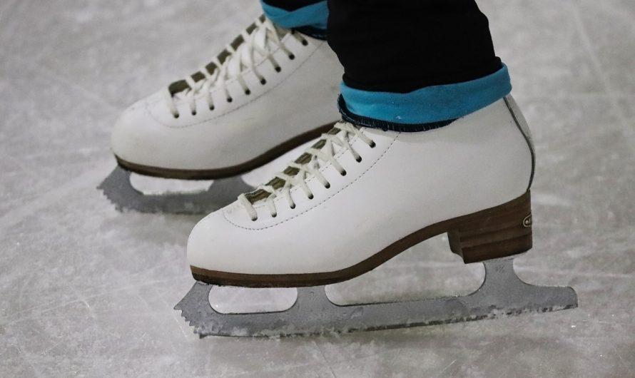 Désinfection dans une patinoire avec de l'ozone