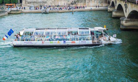 désinfection des bateaux grâce à l'ozone