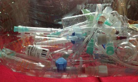 desinfection des dechets à l'ozone